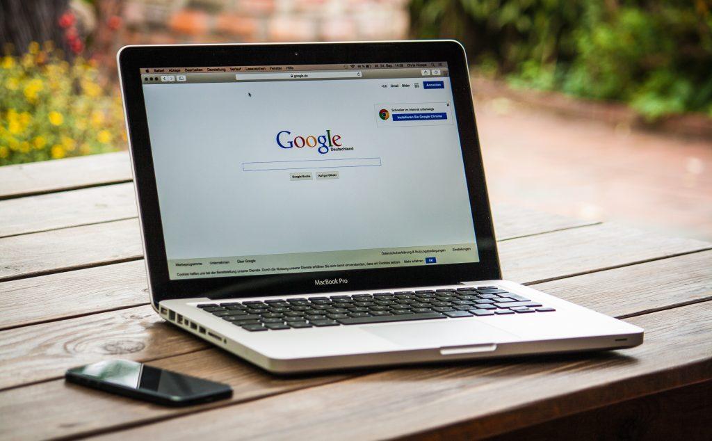 Google Algorithm Frederick MD