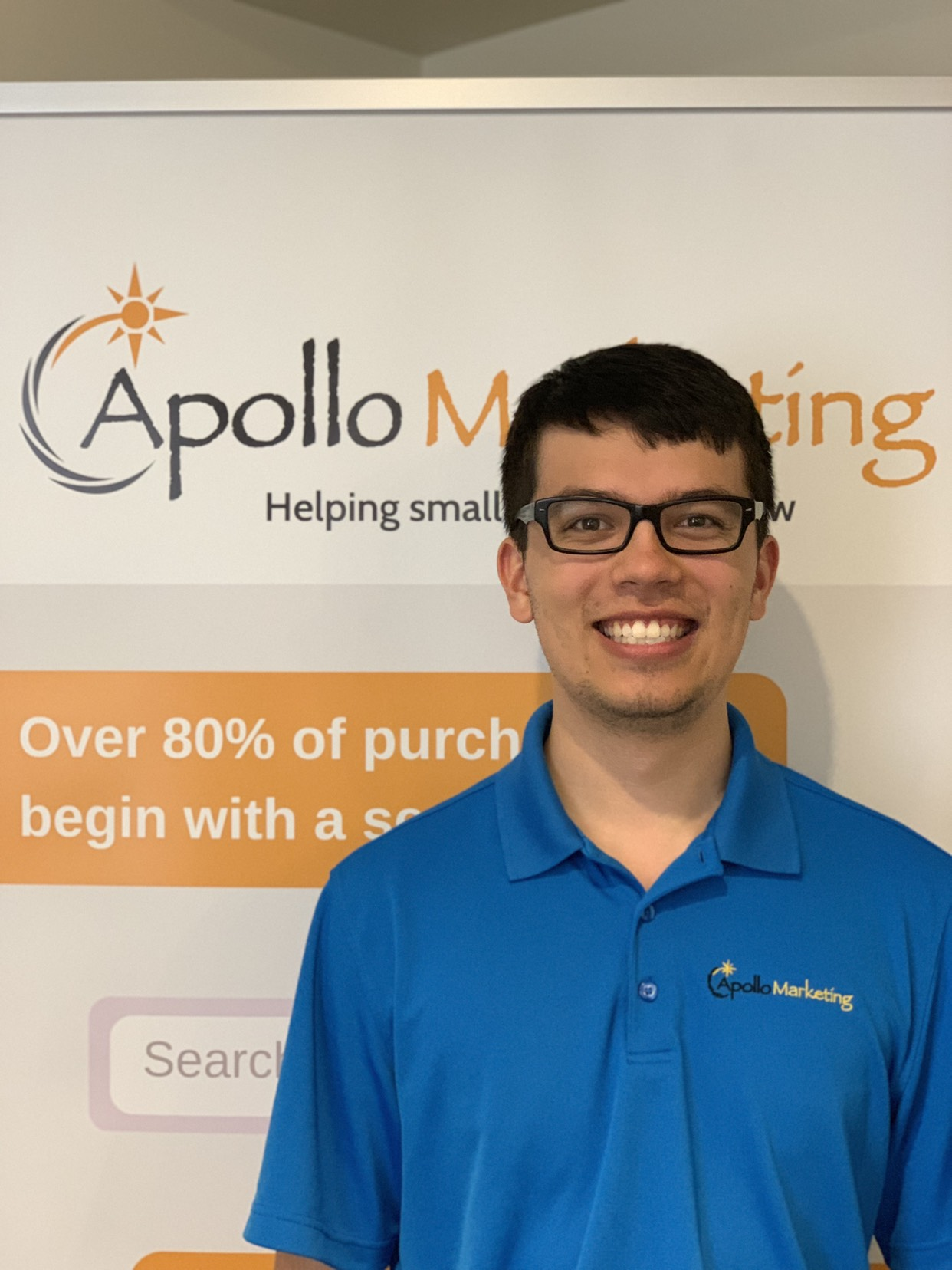 Meet the Apollo Marketing Team: Christian Villarosa