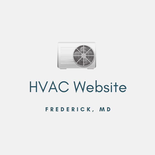 HVAC Website Frederick, MD