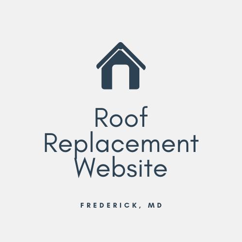 Roof Replacement Website