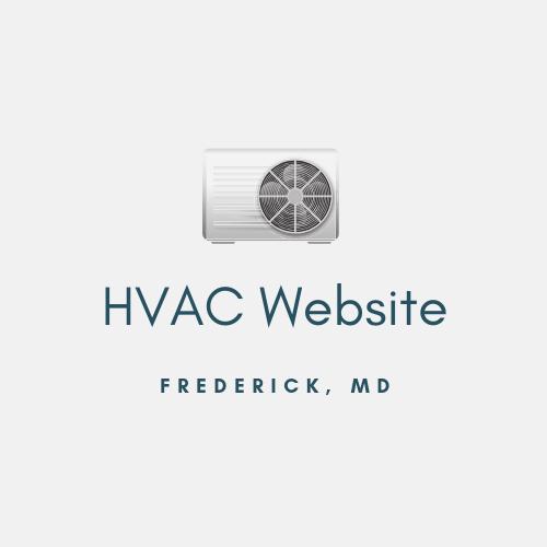 HVAC Website Frederick, MD